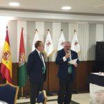 Presentación Junta Directiva de Granada