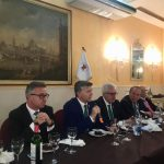Presentación de la Junta Directiva de Valencia