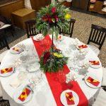 Cena de Navidad y Día de la Constitución