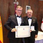 Entrega de las primeras Grandes Cruces a la Lealtad Monárquica (Albacete 2016)